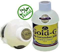 jelly gamat gold-g amandel anak 2