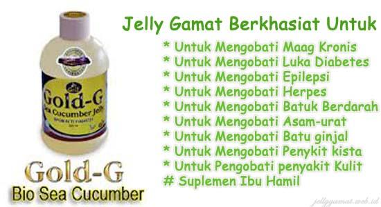jelly-gamat-gold-g bercak putih